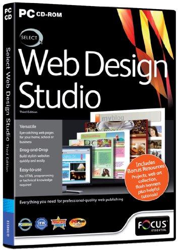 select-web-design-studio-3rd-edition-import-anglais