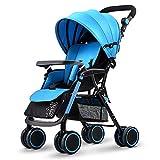 Whui Baby Pushcart, Baby Può Sedersi E Piegare Le Quattro Ruote Di Veicolo, Baby Mano Spingere La Carrozzina.
