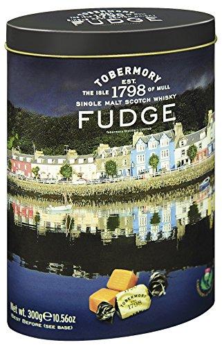 Gardiners of Scotland Tobermory Malt Whisky Fudge-Tin, 1er Pack (1 x 300 g)