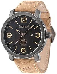 Timberland 14399XSU/02 - Reloj , correa de cuero color marrón
