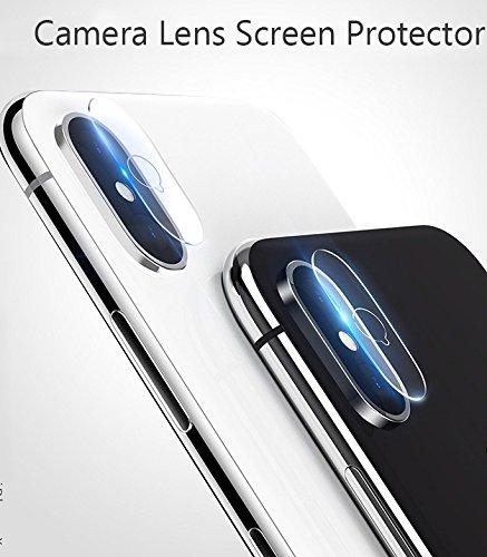 Winkel® 9H Flexible Camera Lens Protector for Xiaomi Redmi Note 5 Pro [Proper Flash Cut]