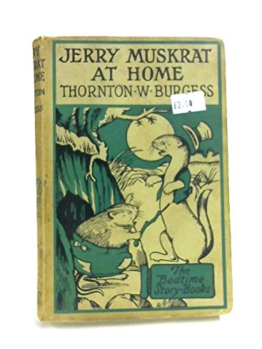 Jerry Muskrat At Home