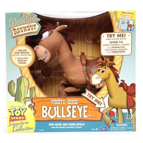Disney Toy Story Signature Collection Interactive Reden Bullseye (Toy Story Toy Brust)