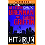 Hit and Run (Moreno & Hart Mysteries) by Allison Brennan (2014-07-21)