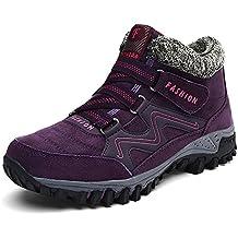 6e373c4244e1c Zaone Zapatillas Senderismo Mujer Outdoor Trekking Botas de Montaña