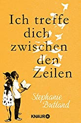 Ich treffe dich zwischen den Zeilen: Roman (German Edition)