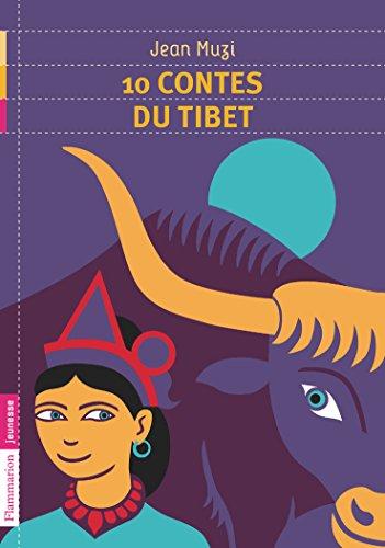 10 contes du Tibet par Jean Muzi