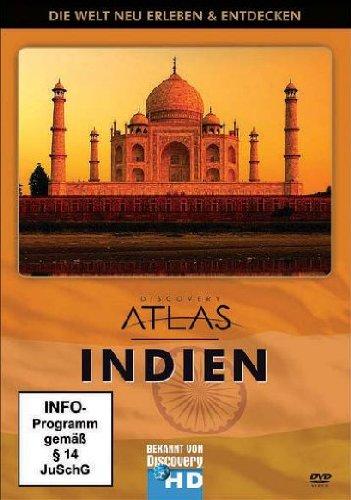 Bild von Discovery Atlas - Indien