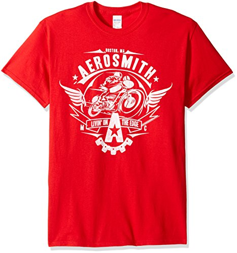 Aerosmith Livin On The Edge Camiseta