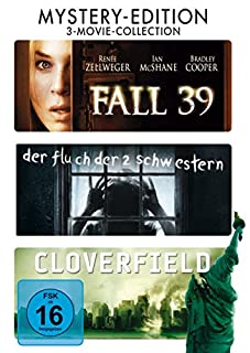 Cloverfield - Der Fluch der 2 Schwestern - Fall 39 - 3DVD Box