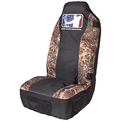 major-league-bowhunter-camo-universal-bucket-seat-cover-realtree-xtra-camo-durable-polyester-fabric-