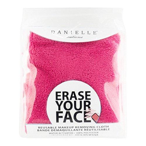 Réutilisable Maquillage Enlève Tissu Rose