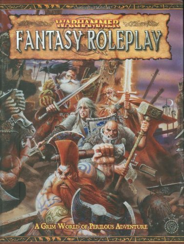 Warhammer Fantasy Roleplay Rulebook by Green Ronin (2005-03-29) par Green Ronin