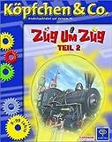 Köpfchen und Co. Zug um Zug 2. CD- ROM für Windows 95/98/2000