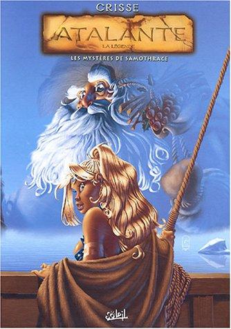 Atalante, tome 3 : Mystères de Samothrace - Tirage noir & blanc - Spécial Noël