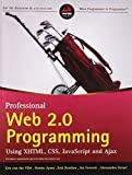 After beginning by showing the links between the business requirements and the attempt to provide better Web 2.0 user experience, Professional Web 2.0 Programming dives into code with several example application parts built with popular frameworks su...