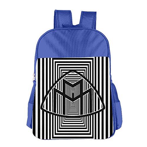 launge-kids-maybach-logo-school-bag-backpack