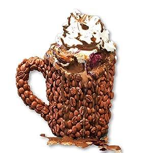 der kaffeebohnen kaffeetasse perfekte lustige geschenke f r valentinstag oder. Black Bedroom Furniture Sets. Home Design Ideas