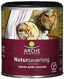 Arche Natursauerteig 125g  Bio Backzutat, 3er Pack (3 x 125 g)
