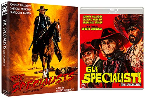 The Specialists [Gli Specialisti] (Eureka Classics) Blu-ray