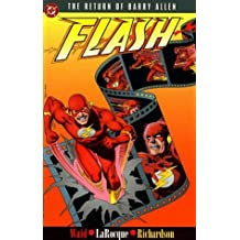 Flash: The Return of Barry Allen by Mark Waid (1996-07-01)