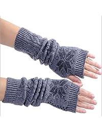 Pulswärmer Armstulpen Damen Handstulpe Punkte und uni
