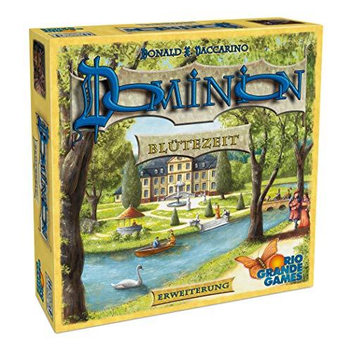 Rio Grande Games 22501409 - Dominion Erweiterung - Blütezeit -