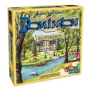 Rio Grande Games 22501409-Dominion Tiempo de floración de expansión, Amarillo