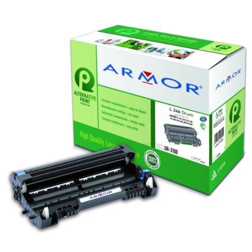 Armor K12249|L246 Drum Kit ersetzt Brother DR-3100 (Gr. 125); ca. 25.000 Seiten; für DCP 8060, 8065; HL 5200, 5240, 5250, 5270, 5280; MFC 8460, 8860, (Kit Amor)