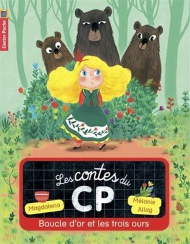 Boucle D'or Et Les Trois Ours par Magdalena