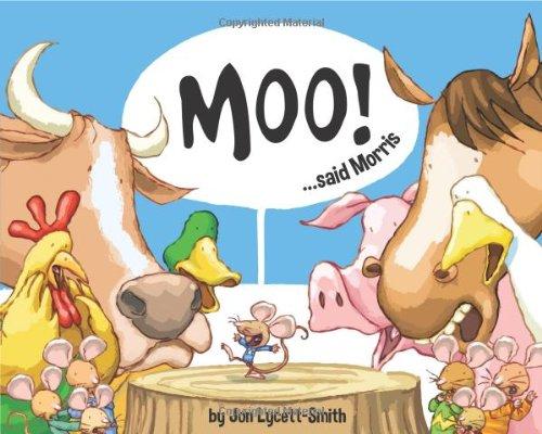Moo! Said Morris