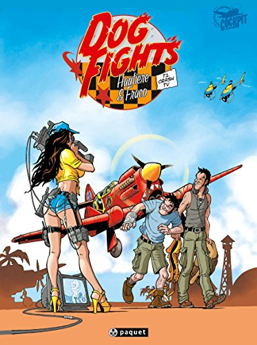 Dogs Fight, Tome 1 : Crash TV