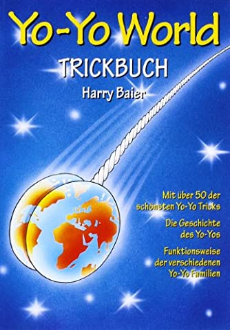 Yo-Yo World, Trick Buch