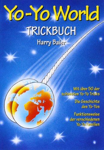 Yo-Yo World, Trickbuch