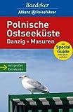 Baedeker Allianz Reiseführer Polnische Ostseeküste, Danzig, Masuren