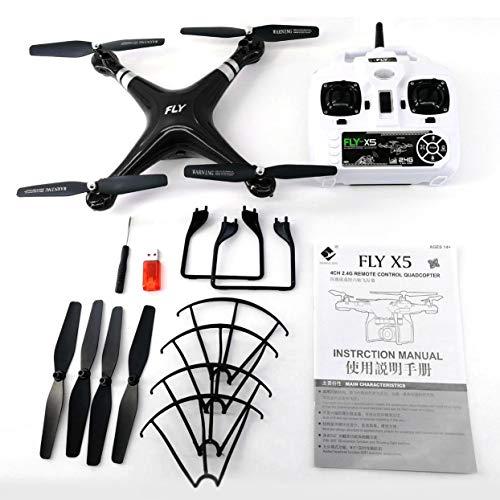 X52 Lente Gran Angular 0.3MP Cámara HD Drone WiFi