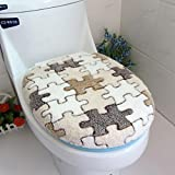 Best Padded Toilet Seats - EasyBuy India Puzzle : Toilet Seat Cover Set Review