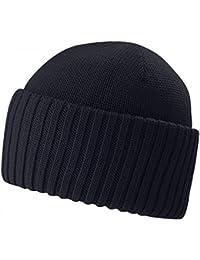 Stetson Herren Merino Wolle Mütze Hut Denim