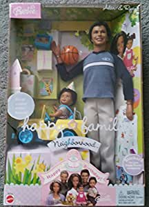 Mattel Barbie''Alan & Ryan Ethnic'' -Affordable Gift for your Little One! Item #IA4L-B5754