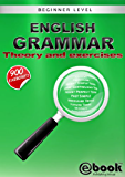 English Grammar - Theory and Exercises (English Edition)