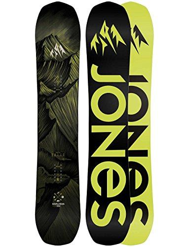 Jones Snowboards Herren Freeride Snowboard Explorer 152 2018