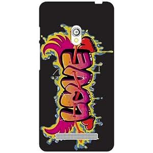 Asus Zenfone 5 Love Matte Finish Phone Cover - Matte Finish Phone Cover