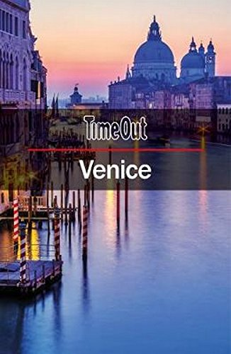 Time Out Venice Travel Guide: City Guide with pull-out map (Time Out City Guide)