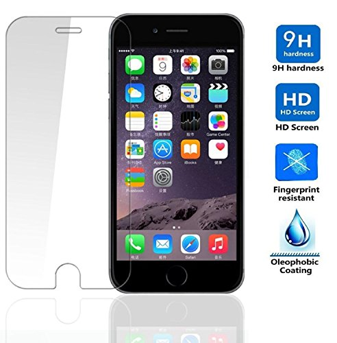Protector-de-Pantalla-para-Iphone-6-6S-47-Cristal-Vidrio-Templado-Premium-Electrnica-Rey