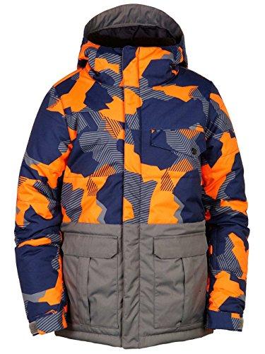 ke 686 Onyx Insulated Jacke Jungen (686 Snowboard Jacke Jungen)