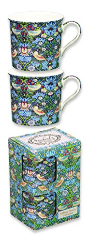 heath-mccabe-countess-william-morris-strawberry-thief-duo-mugs-blue-set-of-2