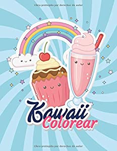 Kawaii Libro de Colorear: de