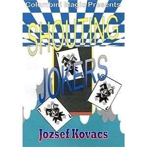 Shouting Jokers by Wild-Colombini Magic - Trick