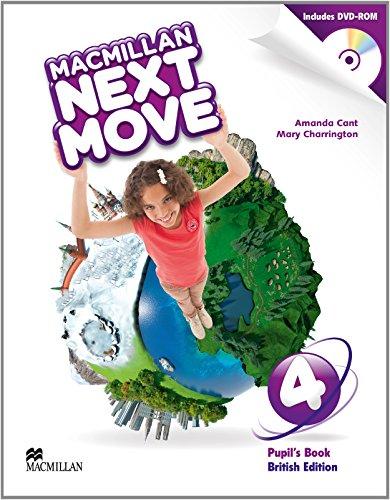 NEXT MOVE 4 Pb Pk Next Move British English - 9780230466524