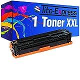 1 Toner-Patrone XL PlatinumSerie Black für HP CF210X Laserjet Pro 200 Color M276N 200 Color M276NWHP